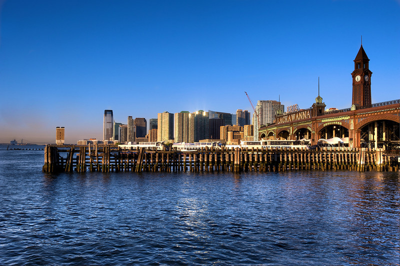 Erie Lackawanna Ferry Slip, Hoboken, NJ