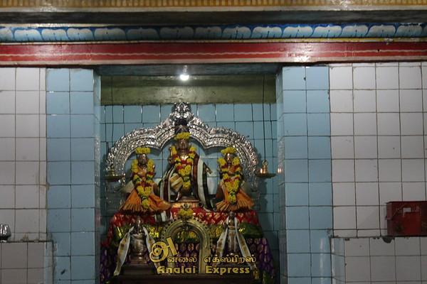 அனலைதீவு ஹரிஹர புத்திர ஐயனார் ஆலய இரண்டாம் நாள் மஹோற்சவம்-30-07-2017