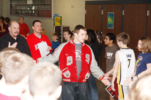 SNHS Wrestling Ryne's High Five to State 2010