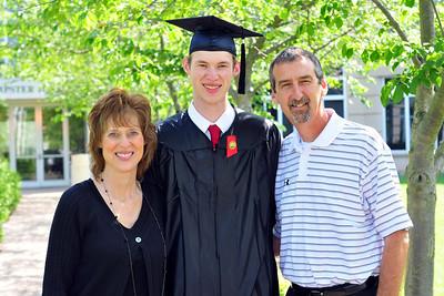 James Graduates from SEMO 5/10/08