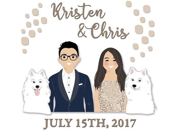 Kristen & Chris