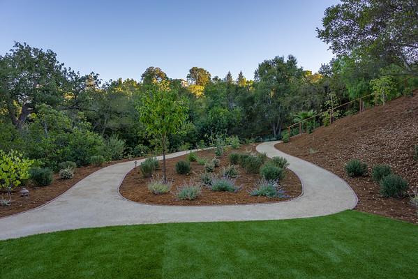 Los Altos Hills Patio and Garden