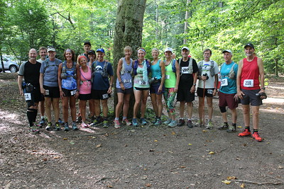 Catoctin 50k Trail Run and 1/2 Cat (July)