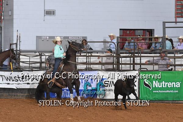 Rd 2 Beaver Labor Day Roping 2018 9-1-3-18 Glenrose TX