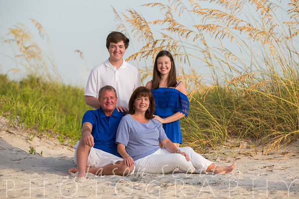 Leonhart Family