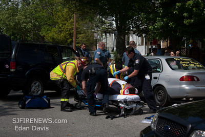 05-06-2012, MVC, Millville City, Cumberland County, 4th St, and Oak St.