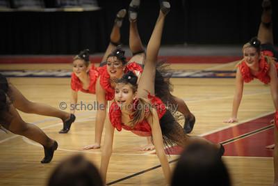 2014 NCA Cheer/Dance Championship Class C