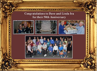 3-31-18 Dave and Linda's 50th Wedding Anniversary Party