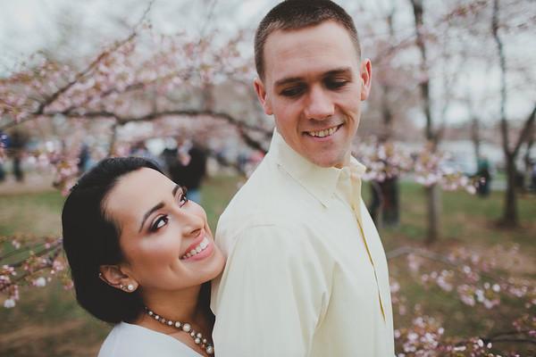ALEXA + JOHN | ENGAGED | 4.5.2014