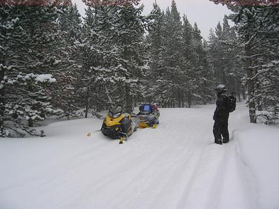 2008 Dubois Snowmobiling