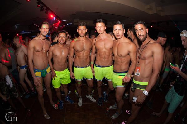 04-25-2014 - White Party 25 - Underwear Party