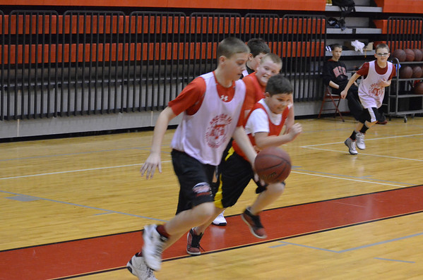 ANCHOR BAY YOUTH BASKETBALL