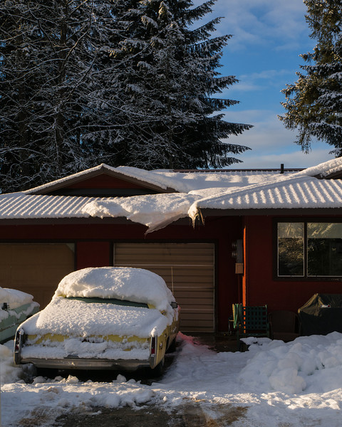Another Juneau Valley Home