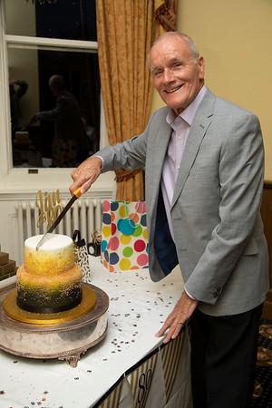 Jim's 80th Birthday