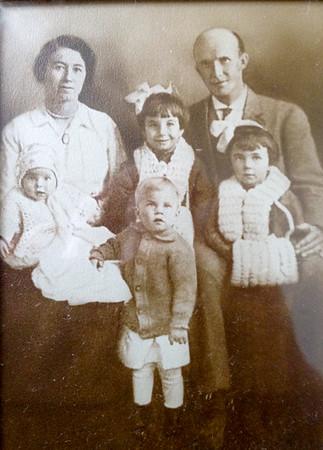 Stovall Family History