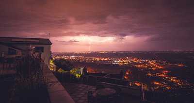 Lightning Storms 23.7.19