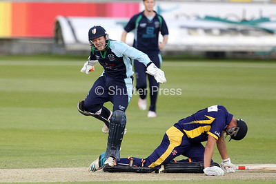 Co-operative Funeralcare Twenty20 Final - Chester le Street vs Durham Academy at Emirates Durham ICG. Sunday 19th July 2015