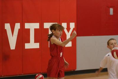 Girls Volleyball 2011-04-16