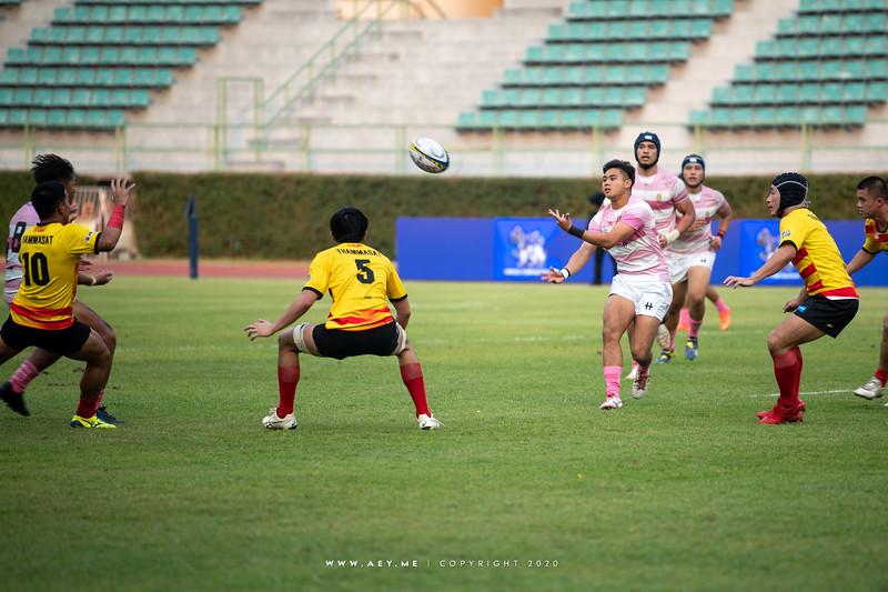 CU TU 33rd Traditional Rugby
