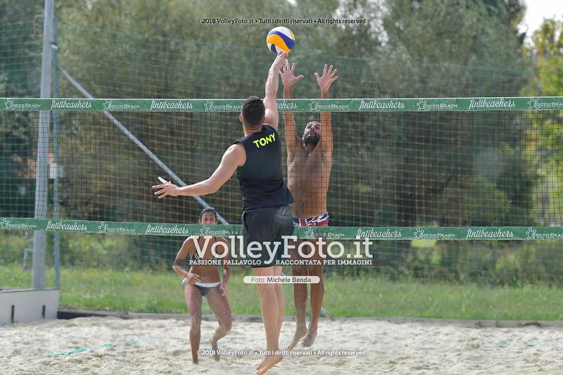 presso Zocco Beach PERUGIA , 25 agosto 2018 - Foto di Michele Benda per VolleyFoto [Riferimento file: 2018-08-25/ND5_8598]