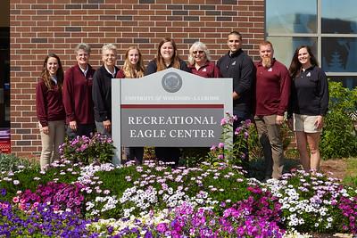 2019 UWL REC Staff Photo