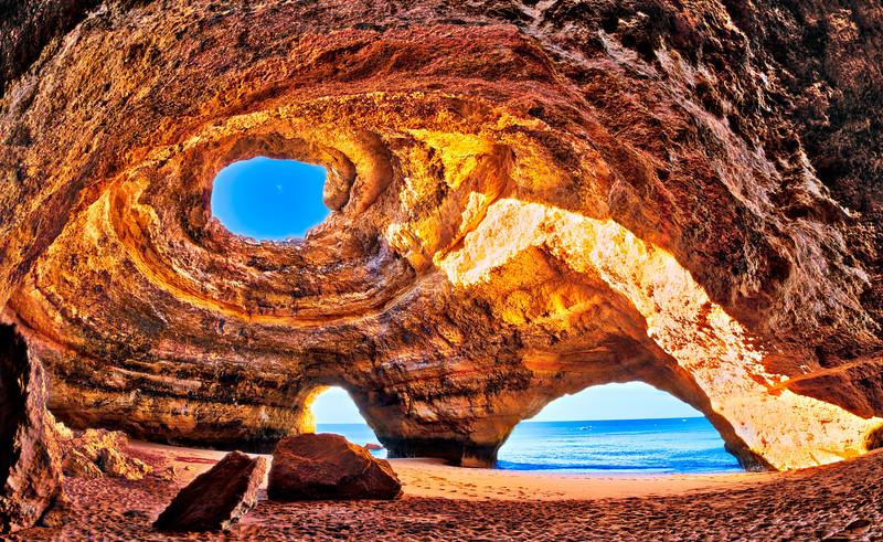 7368 Benagil Cave