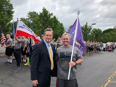 2018 Onondaga County Torch Run