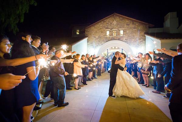 Ryan + Audrey Wedding