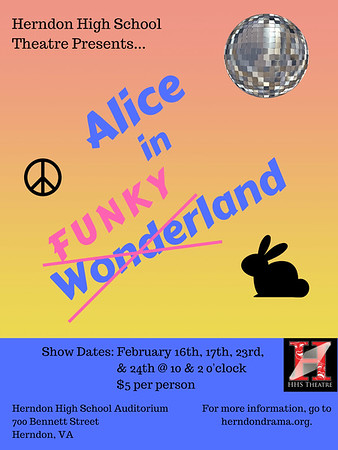 Alice in Funkyland - February 2019