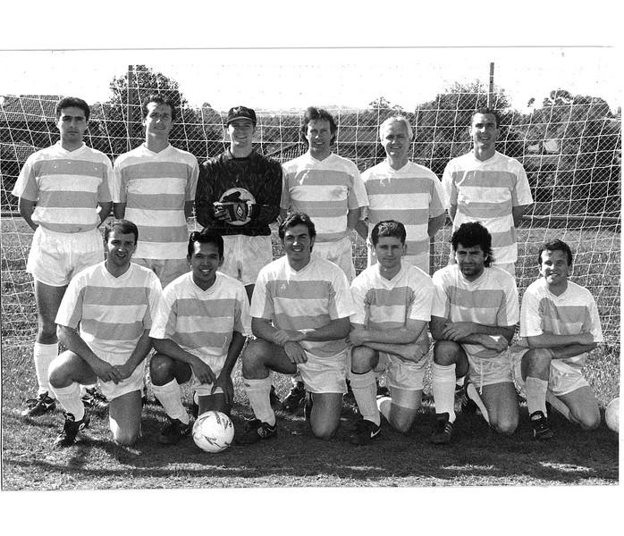 1993 Mens Seniors