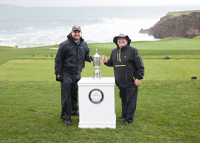 FRIDAY TWOSOMES AT PEBBLE BEACH