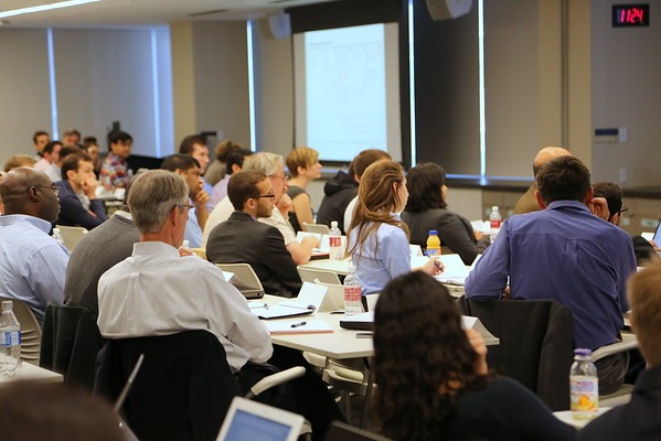 DC I-Corps October 2014 Cohort Kickoff