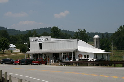 Roadside Tennessee