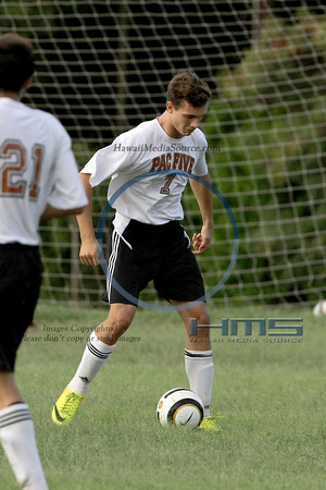 Pac-Five Boys Soccer - STL 12-11-13