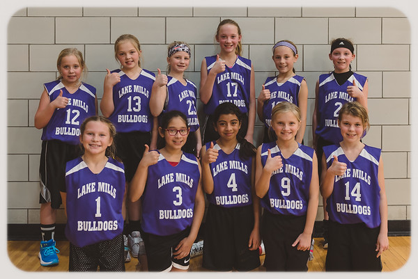 2018 Cora 4th grade BB Clear Lake