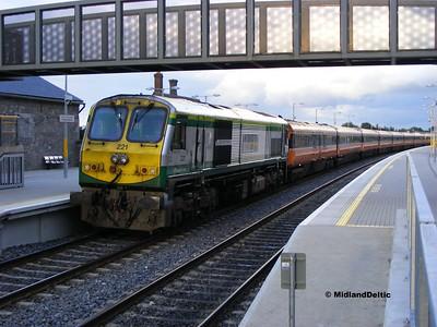 Portarlington (Rail), 04-09-2008