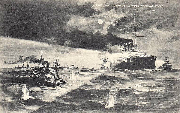 1904/05: The Russo-Japanese War.