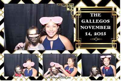 Aaron & Gloria Gallegos Wedding