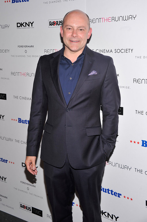 ". Actor Rob Corddry attends The Cinema Society with DKNY, Forevermark & RentTheRunway.com premiere of ""Butter\"" at AMC Lincoln Square Theater on September 27, 2012 in New York City.  (Photo by Stephen Lovekin/Getty Images)"