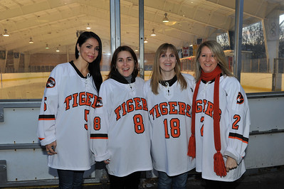 White Plains High School Varsity Ice Hockey Senior Night Portraits