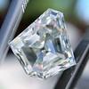 3.16ct Shield Shape Diamond, GIA J VS2 6