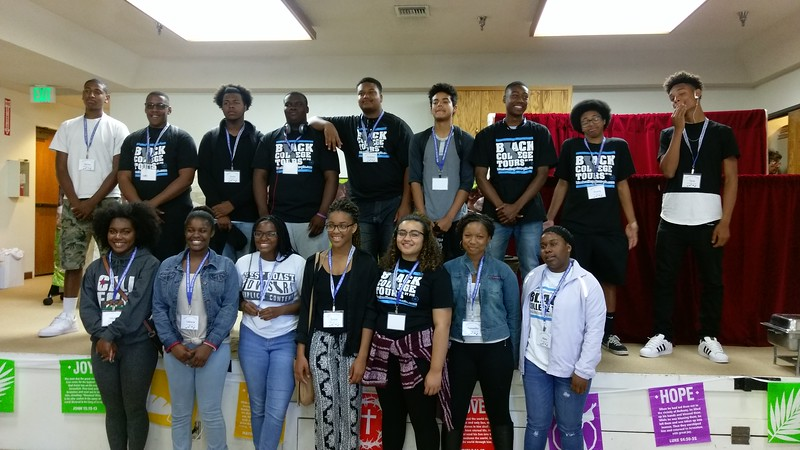 Pinkard Black College Tour 2016