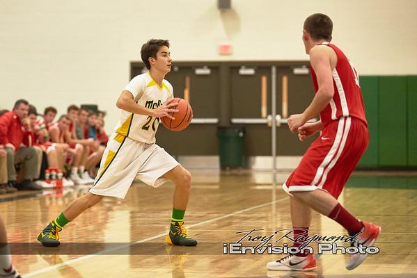 McBain Basketball
