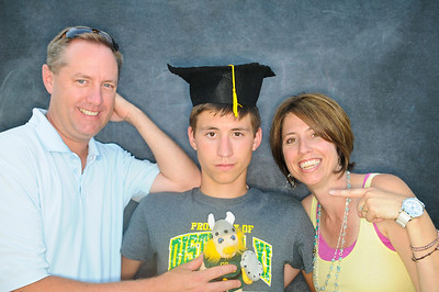 Colin's Graduation Party