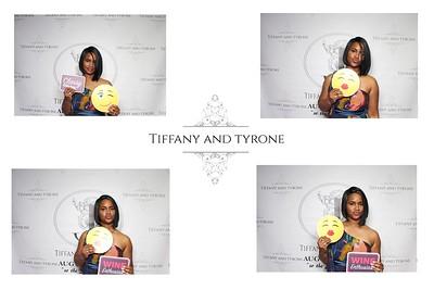 Tiffany and Tyrone's Wedding