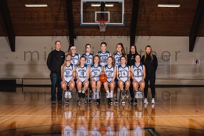 2019 Varsity Girls Basketball