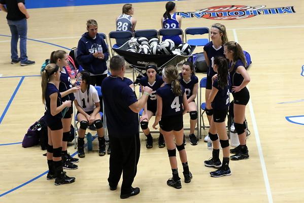 Cass County 14U Volleyball 2019