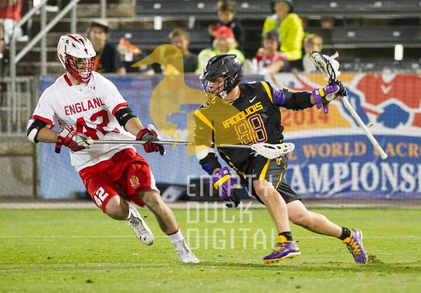 Iroquois Nationals vs English Lacrosse