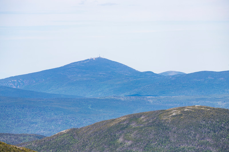 Sugarloaf Mountain from Saddleback Mountain