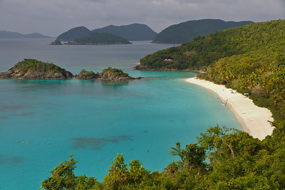 Virgin Islands National Park (St John, USVI)